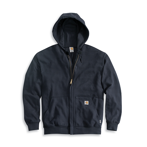 Carhartt Style #: FRK296 Men�s Flame-Resistant Hooded Zip-Front Sweatshirt FRK296